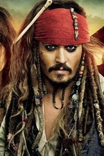 Preview iPhone wallpaper 2011 Pirates of the Caribbean 4