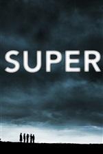 Vorschau des iPhone Hintergrundbilder 2011 Super 8