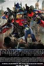 Preview iPhone wallpaper 2011 Transformers 3