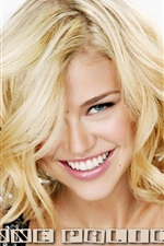 Preview iPhone wallpaper Adrianne Palicki 01