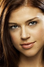 Preview iPhone wallpaper Adrianne Palicki 02
