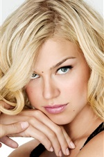 Preview iPhone wallpaper Adrianne Palicki 03
