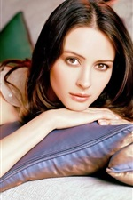 Preview iPhone wallpaper Amy Acker 01