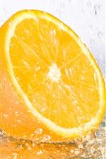 Aperçu iPhone fond d'écranAttractive citron
