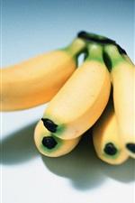 Bananas Close-up
