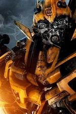 Vorschau des iPhone Hintergrundbilder In Bumblebee Transformers 3 HD