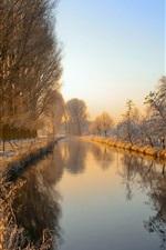 Preview iPhone wallpaper Daniels Creek in Germany