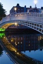iPhone обои Халфпенни мост Дублин