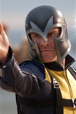 Preview iPhone wallpaper Magneto in X-Men: First Class