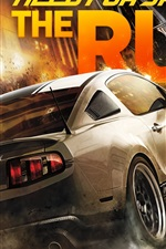 Preview iPhone wallpaper Need for Speed: The Run