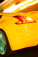 Preview iPhone wallpaper Nissan 370Z