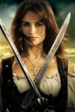 Preview iPhone wallpaper Pirates of the Caribbean 4 Angelica