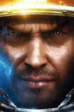 스타 크래프트 2 세 인간