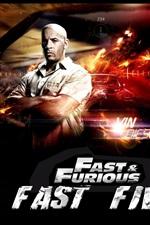 Vin Diesel em Fast Cinco