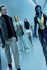 Preview iPhone wallpaper X-Men: First Class
