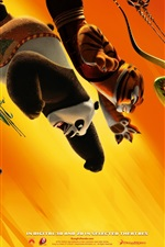 Preview iPhone wallpaper 2011 Kung Fu Panda 2 HD