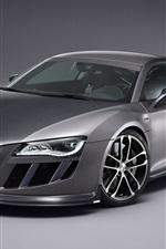 Vorschau des iPhone Hintergrundbilder ABT Audi R8 GTR