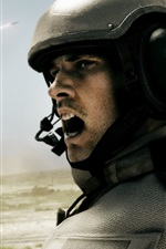 Preview iPhone wallpaper Battlefield 3 HD