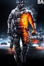 Preview iPhone wallpaper Battlefield 3