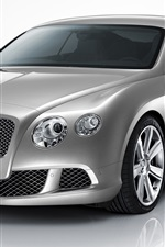 Preview iPhone wallpaper Bentley Continental GT 2010