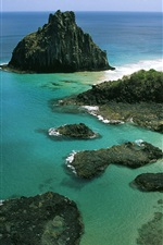 iPhone обои Фернандо де Норонья в Бразилии архипелага