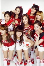 Preview iPhone wallpaper Girls Generation 04