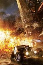 Preview iPhone wallpaper Motorstorm: Apocalypse