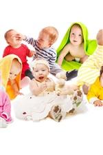 Fotos de bebês fofos