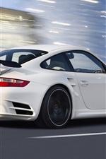Preview iPhone wallpaper Porsche Rinspeed Le Mans 600