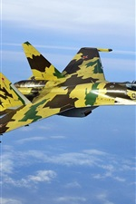 Preview iPhone wallpaper Russian military plane