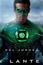 Preview iPhone wallpaper Ryan Reynolds in Green Lantern
