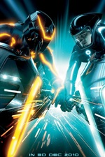Preview iPhone wallpaper TRON: Legacy