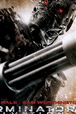 iPhone обои Terminator Salvation