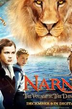 Vorschau des iPhone Hintergrundbilder Die Chroniken von Narnia: Die Reise auf der Morgenröte