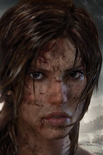 Preview iPhone wallpaper Tomb Raider 9