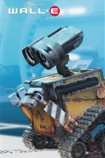 Preview iPhone wallpaper WALL-E