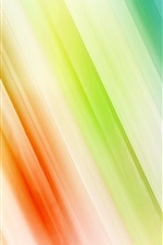 Preview iPhone wallpaper Abstract rainbow background