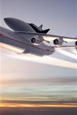 Preview iPhone wallpaper Antonov An-225 Mriya aircraft