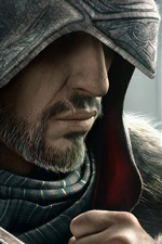 Preview iPhone wallpaper Assassin's Creed: Revelations