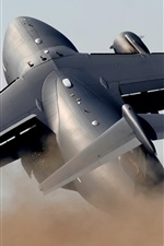 Preview iPhone wallpaper Heavy military transport aircraft