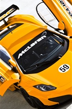 맥라렌 MP4 - 12C supercar