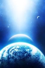 Planet Earth Star Universe