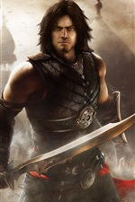 Preview iPhone wallpaper Prince of Persia: The Forgotten Sands