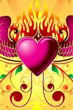 사랑의 날개 퍼플
