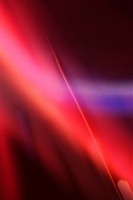 Preview iPhone wallpaper Red abstract background