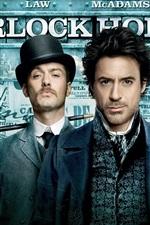 iPhone обои Шерлок Холмс