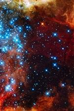 Starry espaço