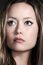 Preview iPhone wallpaper Summer Glau 03
