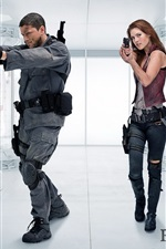Preview iPhone wallpaper 2010 Resident Evil: Afterlife