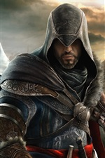 Preview iPhone wallpaper Assassin's Creed: Revelations HD